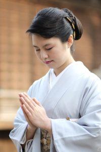 神社参拝 服装5